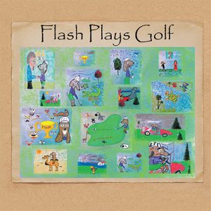 Flash Plays Golf